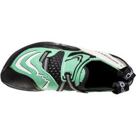 La Sportiva Futura Pies de gato Mujer, jade green/white